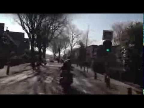 Wakers IJmuiden Hoek van Holland 09-03-2014 II