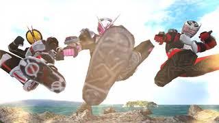 ジオウ 龍騎 ファイズのTRK集です!