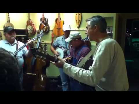 2012 Fall Bluegrass Jam
