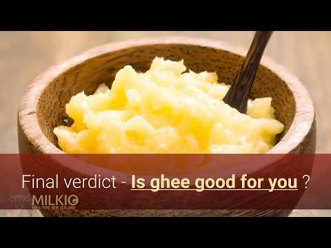 is ghee good for you