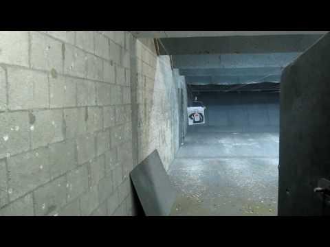 DJ at Big Al's Gun Range