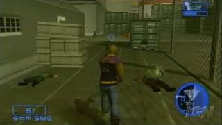 State of Emergency 2 PlayStation 2 Gameplay - People