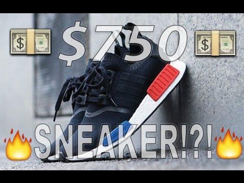 � 750 scarpa da corsa!?!� adidas nmd r1