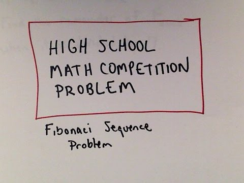 math competition problems high school pdf