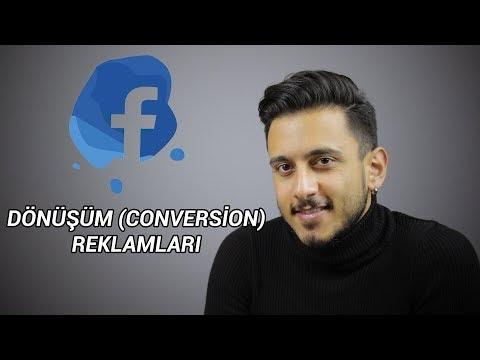 Facebook Dönüşüm (Conversion) Reklamı Oluşturma - Facebook Reklamları