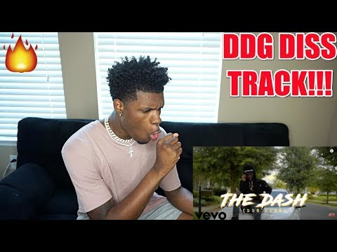 KING- THE DASH (DDG DISS TRACK) OFFICIAL MUSIC VIDEO REACTION!!!