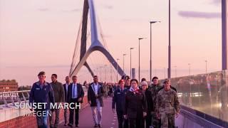 Impressions of #75LiberationNL Nijmegen Commemorations