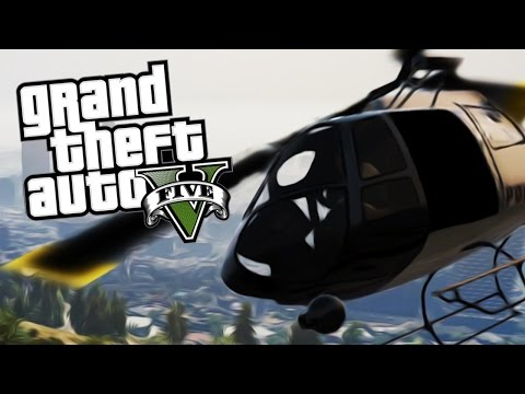 ZEZANJE PO  GRADU I BAZA ! Grand Theft Auto V