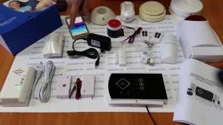 Как работает беспроводная охранно-пожарная GSM сигнализация Страж Стандарт(http://rusmarta.ru/market/gsm_signalizacii1/1/besprovodnaya_ohrannaya_gsm_signalizaciya_karkam_strazh_t- ..., 2016-09-08T12:23:10.000Z)