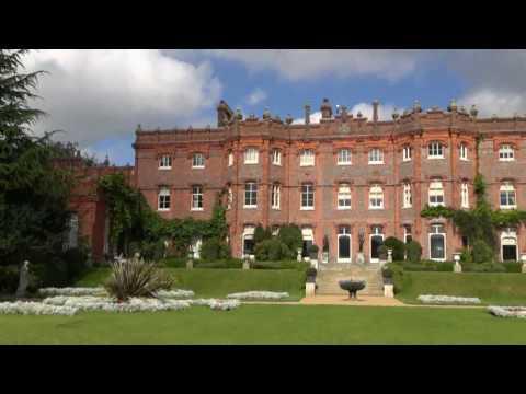 Englands Buildings Hughenden Manor NT