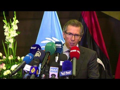 Progress in Libya peace talks, says UN envoy