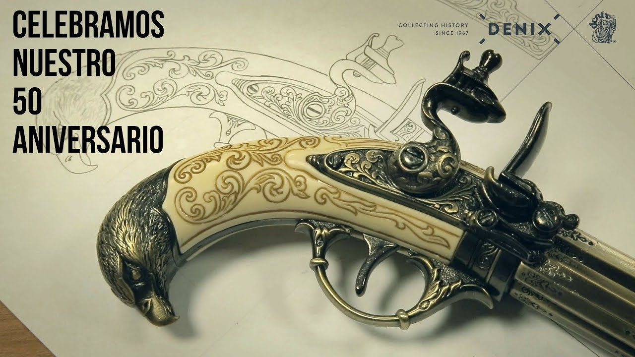 Revolver SMITH /& WESSON Cal 45 Schofield USA 1869 reenactor in metallo e legno