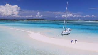 Sailing Daydream... Bahamas Aerial Beauty of the Exuma Islands  |  Distant Shores