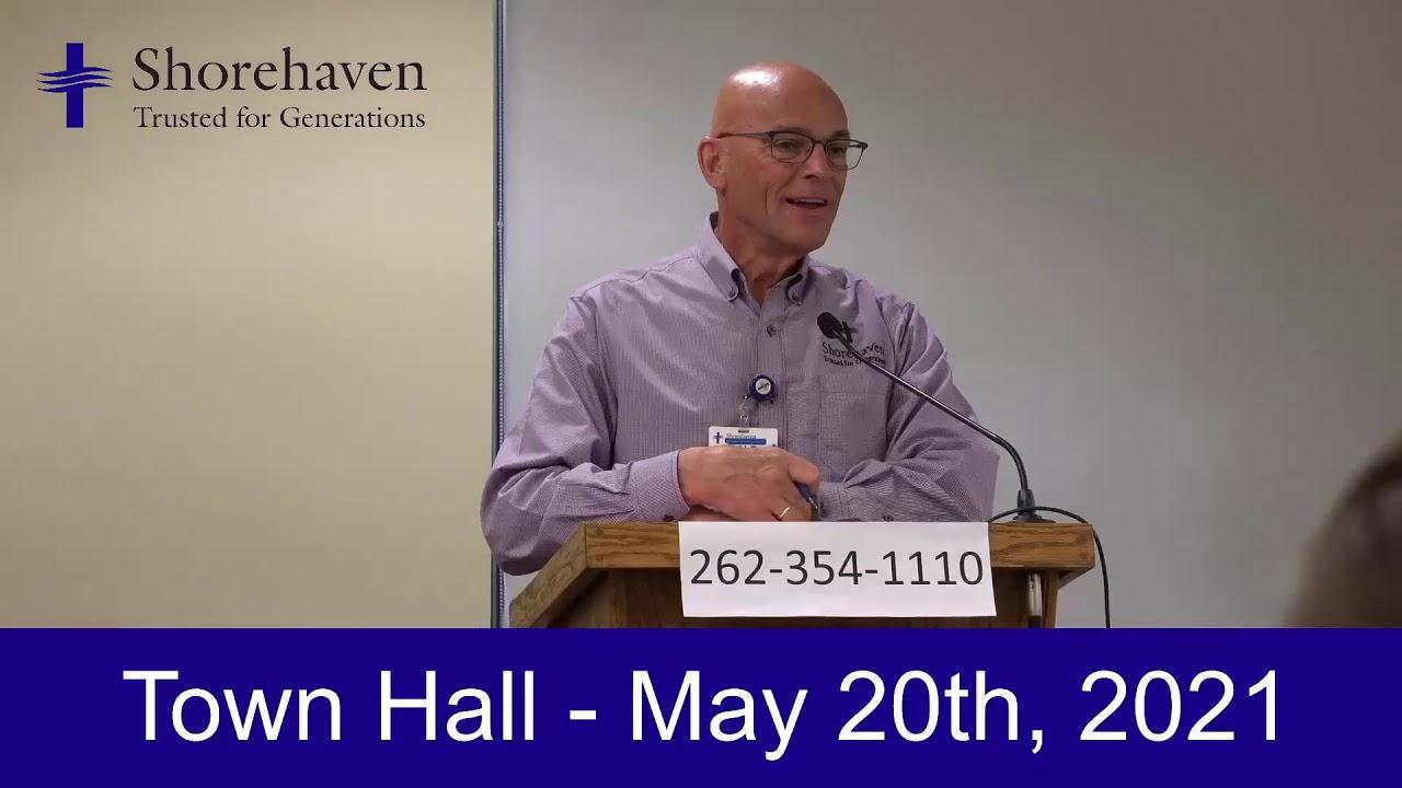 Town Hall 5-20-21
