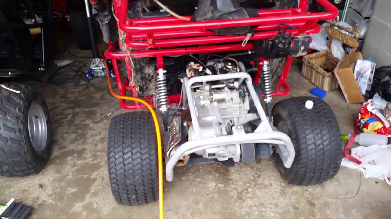hight resolution of yerf dog spiderbox 150cc 250 craigslist find father and son team