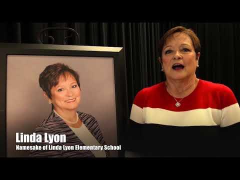Linda Lyon Elementary School Dedication
