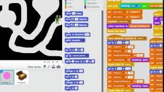 how to make a maze scratch