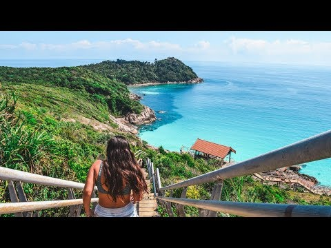 PERHENTIAN ISLAND TRAVEL VLOG 2018: PARADISE ON A BUDGET