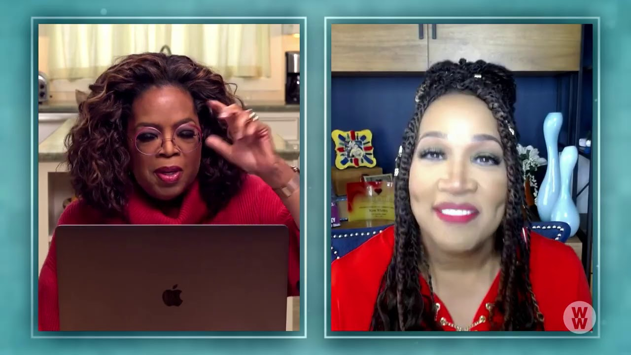Kym Whitley Shares 4 Weight-Loss Tips with Oprah | WW