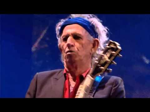 The Rolling Stones Glastonbury Festival 2013