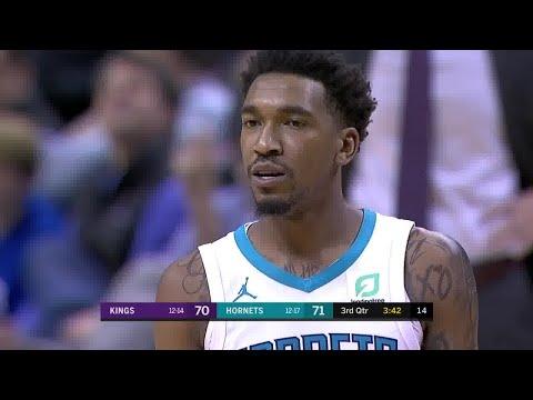 Malik Monk Full Play Vs Sacramento Kings | 12/17/19 | Smart Highlights