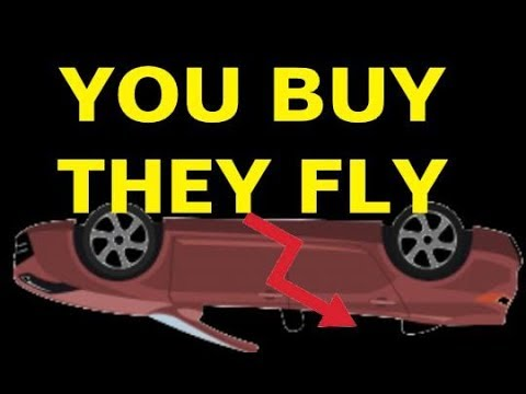 BANKS IN BIG TROUBLE, CAR BUYERS FLOCK TO 7 YEAR AUTO LOANS, NATION RUNS ON DEBT