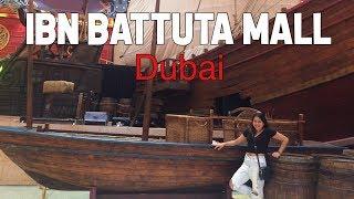 IBN BATTUTA MALL DUBAI UAE | nagbili ng maids uniform | vlog 30