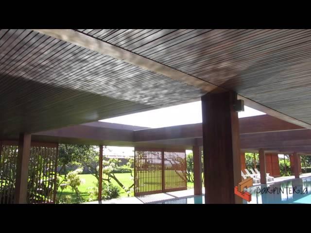 Pergola Casa JW - Bernardes+Jacobsen Arquitetura