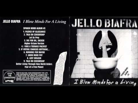 Jello Biafra--Grow More Pot