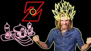 How Does DRAGON BALL Z's Time Chamber Work? (Because Science w/ Kyle Hill)