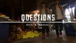 Chris Brown - Questions | Dance Cover | Choreography by Ricki & Sarang