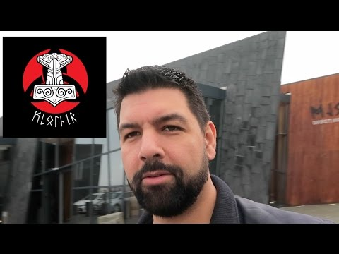 Tour of Mjölnir MMA in Iceland