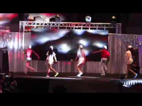 Santa Clara Convention Center Performace!