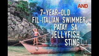 7-taong-gulang na Fil-Italian swimmer, patay sa jellyfish sting