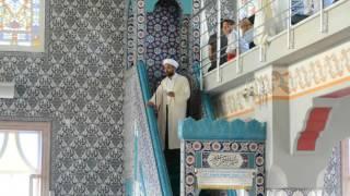 Denizli Hilal Camii - Hocamızın Ramazan Bayram Hutbesi 2017 Video