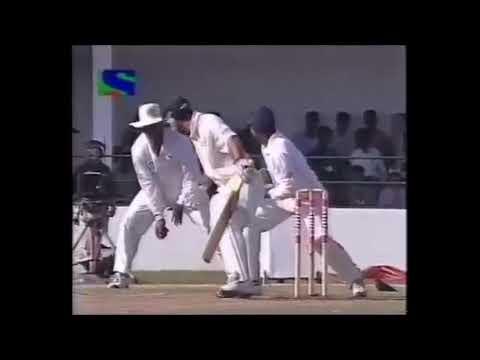 Rangana Herath's Debut Test Match Vs Australia At Galle 1999
