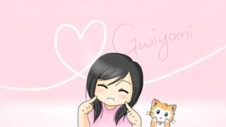 ฅ( ̳͒ᵕ ˑ̫ ᵕ ̳͒)ฅ Nightcore - Gwiyomi Song ฅ ̳͒•ˑ̫• ̳͒ฅ♡