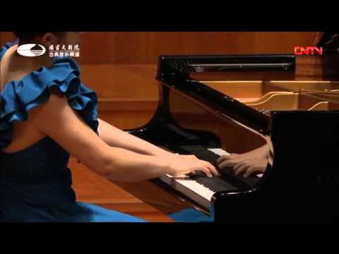 Sa Chen plays Beethoven 'The Tempest' Sonata No. 17 in D minor, Op. 31, No. 2,