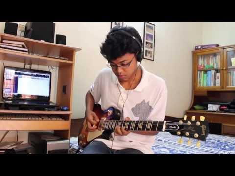 Furtados Ultimate Guitarist 2013 Contestant Bhargav Choudhury
