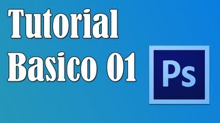 Tutorial Basico Photoshop #1 - Como criar e salvar arquivos