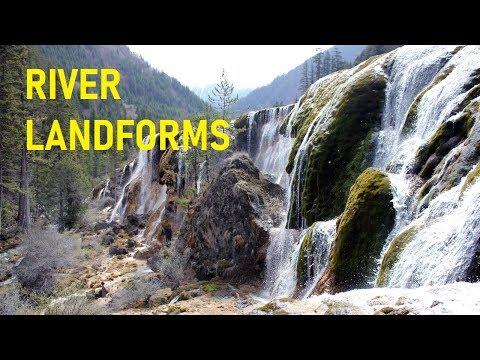 Apa Jenis Bentang Alam Yang Dibuat Oleh Rivers?