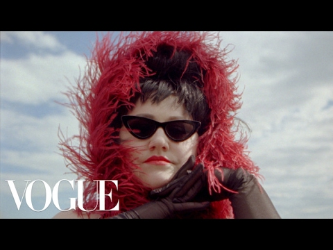 Beth Ditto Does Brighton Beach | Vogue