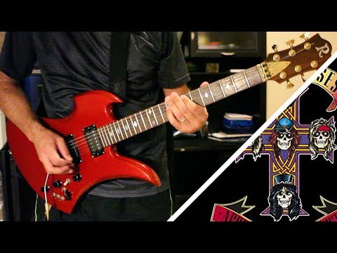 "How to get the ""Appetite for Destruction"" GUITAR TONE – Slash (Guns N' Roses) – Bias Amp & Bias FX"