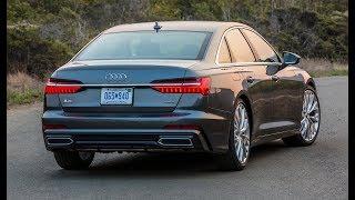 2019 Audi A6 US 3.0 TFS  V6 335 HP – Excellent Sedan