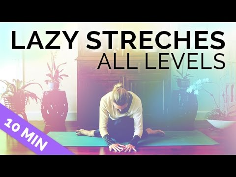 easy yoga stretches for your hips hamstrings  biceps