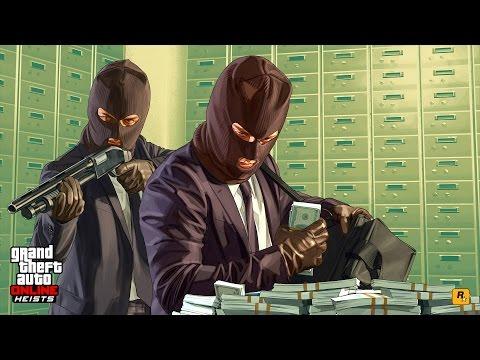 GTA V - FPS Heist: Series A Funding (HUN)
