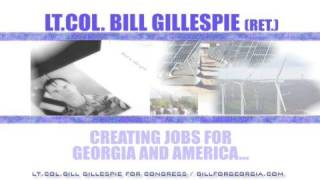 Bill Gillespie for Congress TV Ad