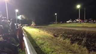 John Waggoner 466 Limited Pro, Pattonsburg MO tractor pull