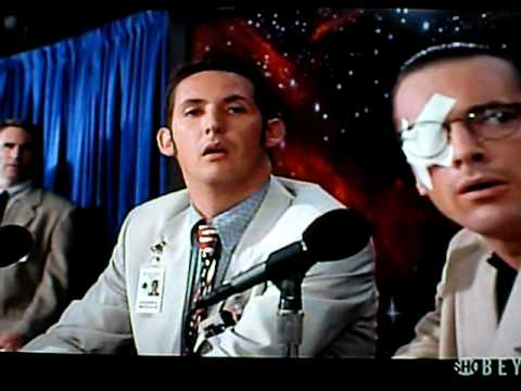Rocket Man- Astronaut Fred Randall!!! - YouTube