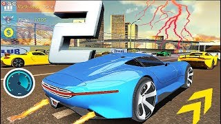 Crazy Racing Car 3D MAX